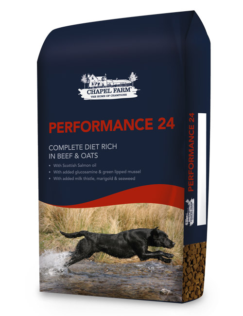 performance 24 dog feed