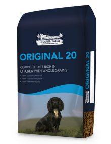 original dog feed