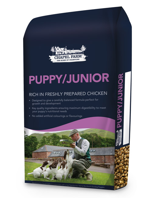 puppy dog food